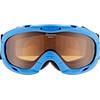 Alpina Ruby S Singleflex Hicon S1 Goggle Kids blue